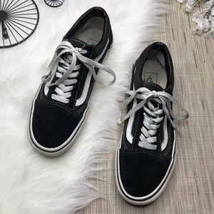 Vans Canvas Old Skool Skate Shoe